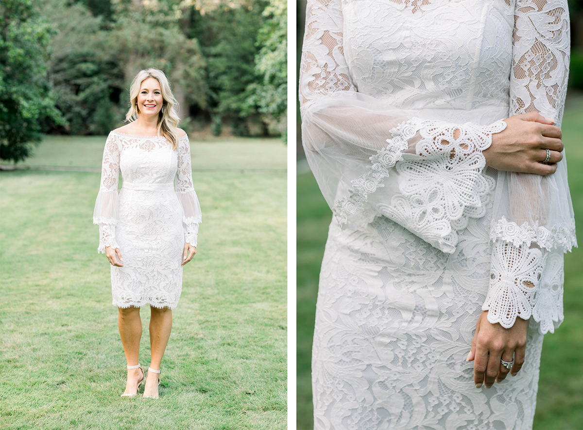 What to Wear for Valentine's Day | Bride to Be dress | LWD | Eternal Ivory