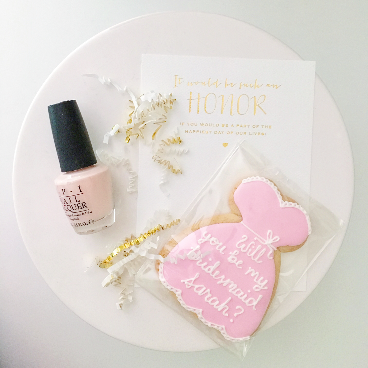 Bridesmaid proposal ideas_Eternal Ivory