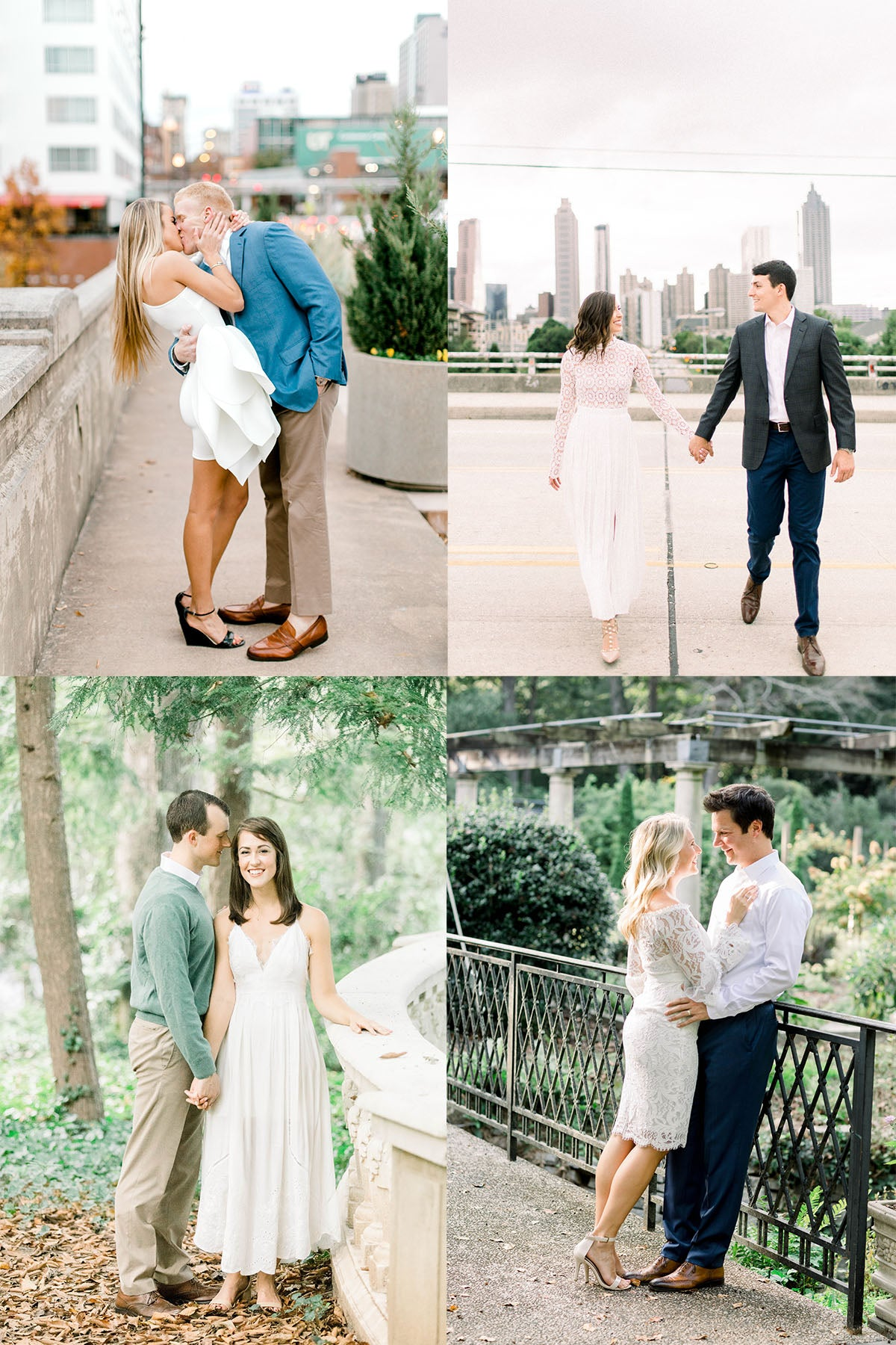 What he should wear for engagement photos | Engagement dresses | Eternal Ivory