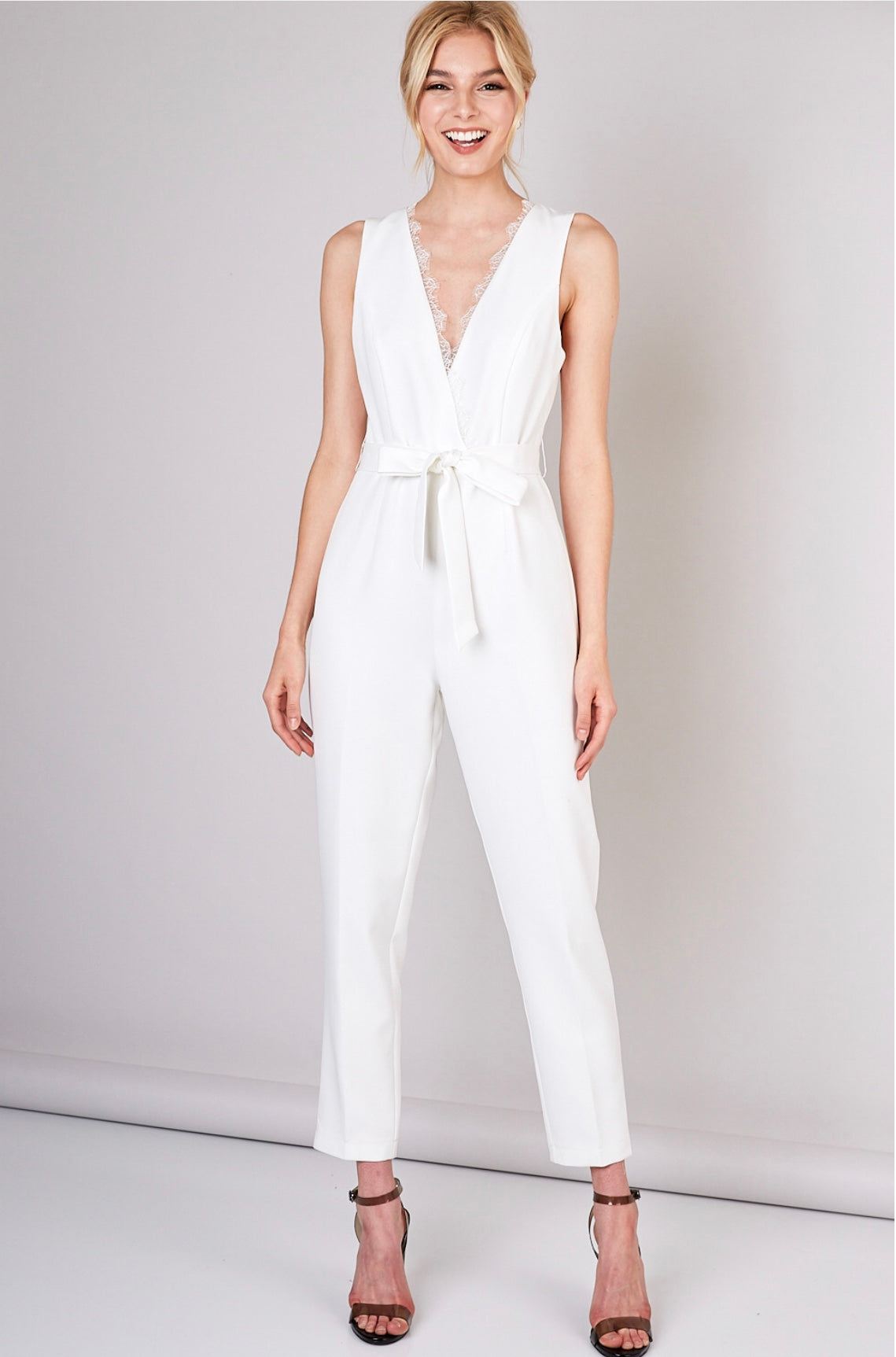 Stacy | Bridal Jumpsuit