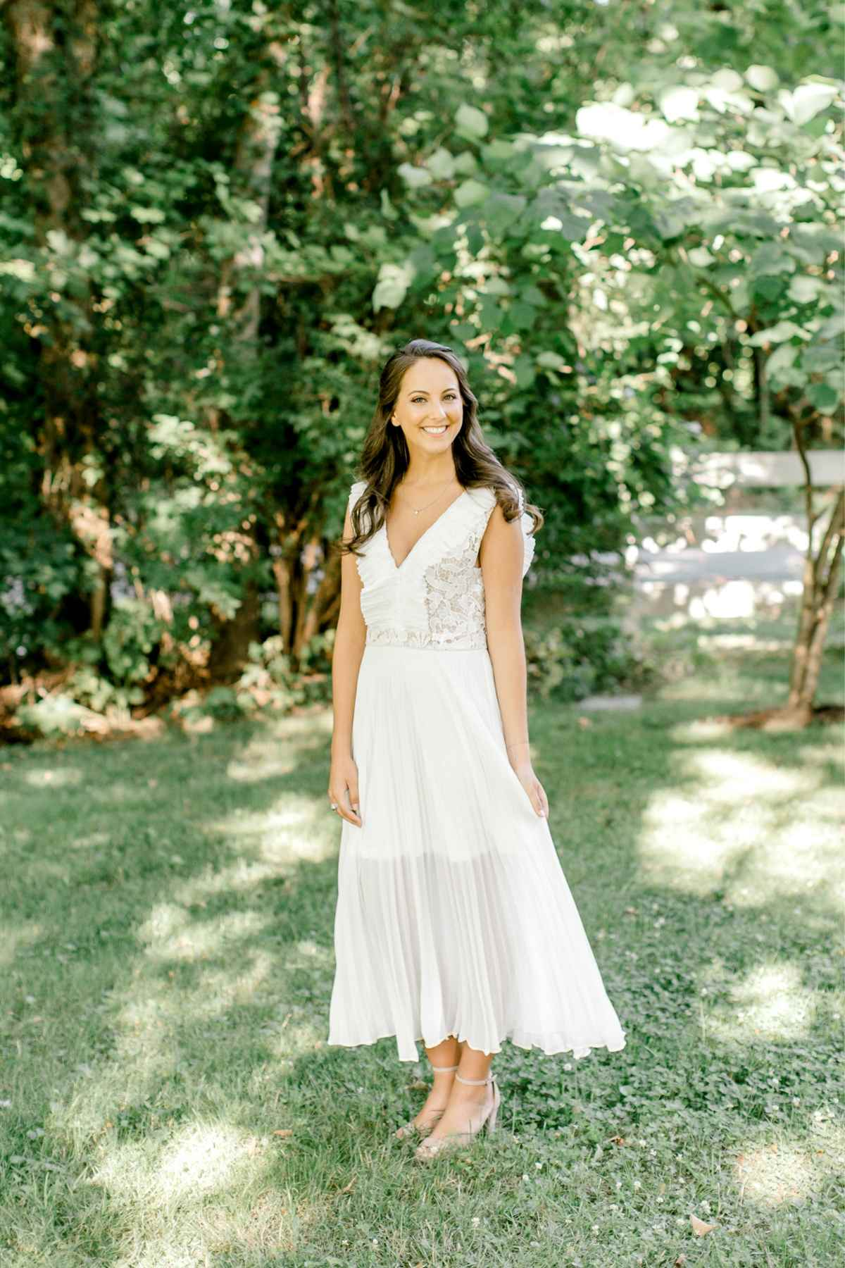 Haley | The Perfect Engagement Photo dress