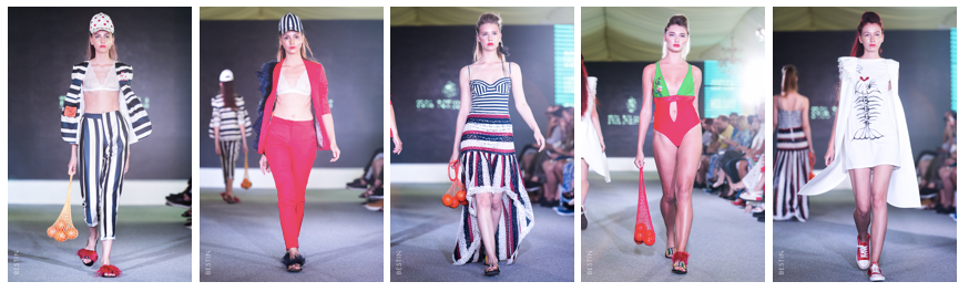 THE SHOW OF THE IVA NEROLLI DEBUT COLLECTION IN ODESSA