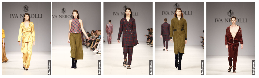 COLLECTION IVA NEROLLI S/S 2018