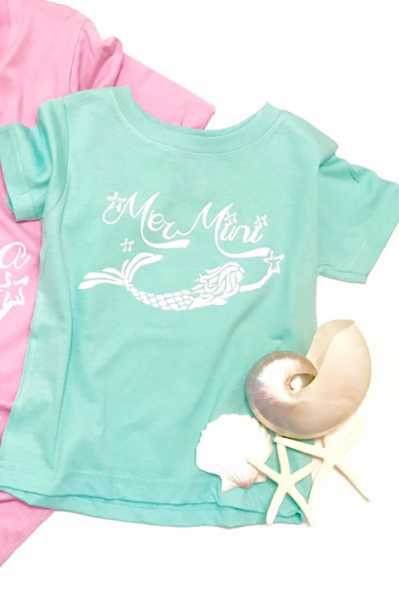 Mermaid Baby Shirt