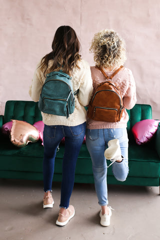 Billie Mini Backpack - boutique fashion - The Girls In Grey