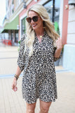 Tyler Animal Print Dress - boutique fashion - The Girls In Grey