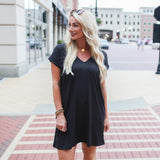Layla Dress - boutique fashion - The Girls In Grey
