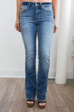 Amber Flare Jeans - boutique fashion - The Girls In Grey