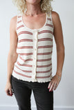 Maren Sweater Tank - boutique fashion - The Girls In Grey