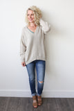 Melanie Sweater - boutique fashion - The Girls In Grey