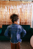 Ripley Denim Jacket - boutique fashion - The Girls In Grey