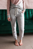 Lulu Jogger Pants - boutique fashion - The Girls In Grey