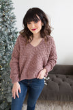 Courtney Open Knit Sweater