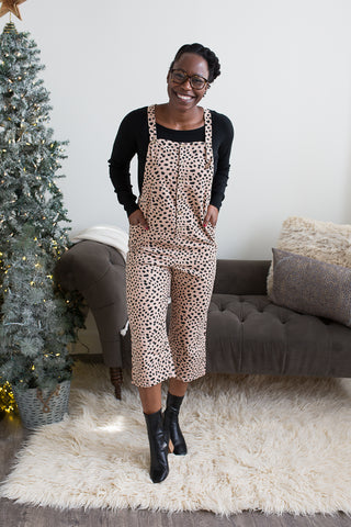 Fallon Cheetah Jumpsuit
