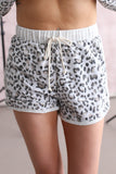 Whitley Drawstring Shorts - boutique fashion - The Girls In Grey