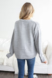 Madelyn Mock Neck Sweater