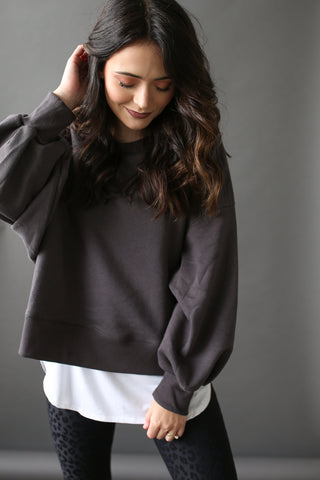 Remi Sweatshirt Grey