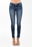 Teela Dark Wash Denim Jeans - boutique fashion - The Girls In Grey