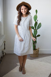 Billy Sun Dress - boutique fashion - The Girls In Grey