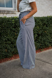 Katherine Palazzo Pants - boutique fashion - The Girls In Grey