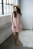 Molly Tank Dress - boutique fashion - The Girls In Grey