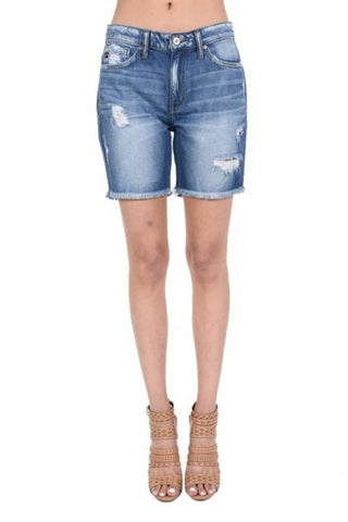 Aveline Jean Shorts - boutique fashion - The Girls In Grey