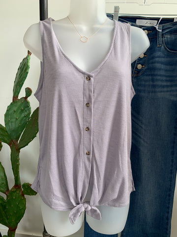 Lucia Button Up Tank
