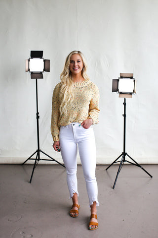 Charley Confetti Sweater