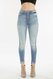 Kayla Skinny Jean - boutique fashion - The Girls In Grey