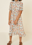 Mia Girls Floral Maxi