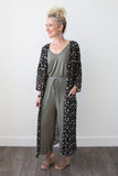 Chloe Kimono - boutique fashion - The Girls In Grey