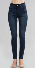 Dark Wash High Rise Jeans