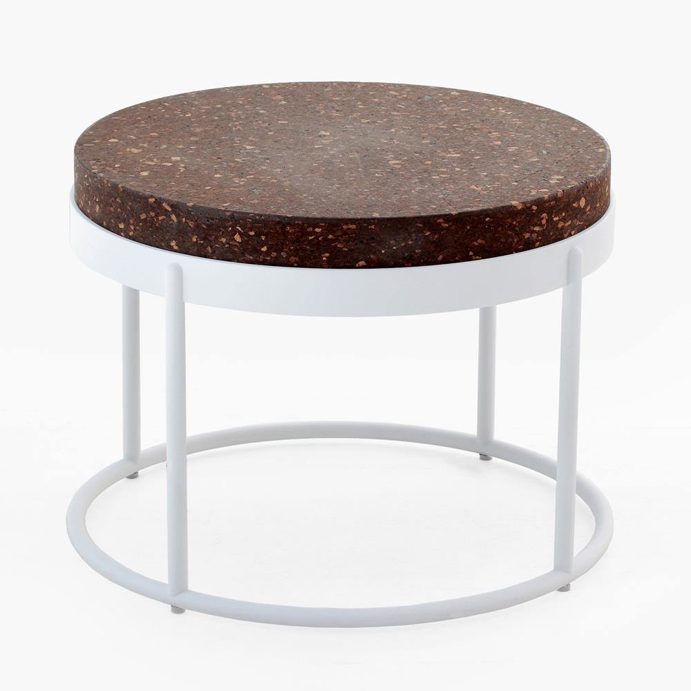 Modern Cork Coffee Table - Kanju Interiors
