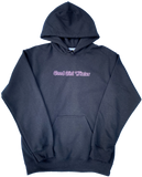 Good Girl Winter Black Hoodie