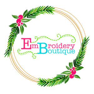 Embroidery Boutique