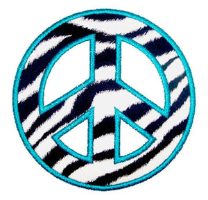 Peace Sign Applique