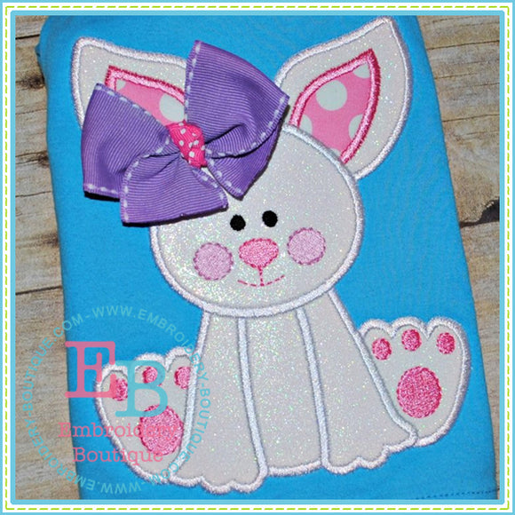 Baby Bunny Applique, Applique