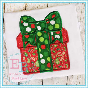 Gift Applique