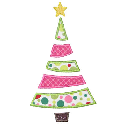 Whimsy Tree Applique - embroidery-boutique