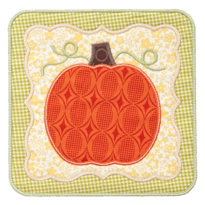 Pumpkin Patch - embroidery-boutique