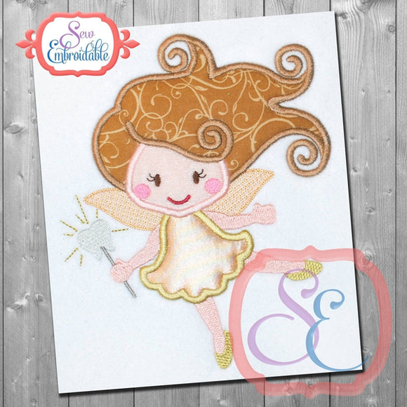 Tooth Fairy Applique