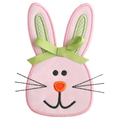 Bunny Applique - embroidery-boutique