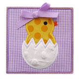 Chick Patch Applique - embroidery-boutique