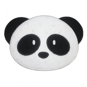 Panda Applique - embroidery-boutique
