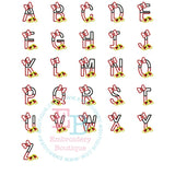 Magical Bow Shoes Alphabet