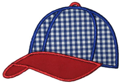 Baseball Cap Applique - embroidery-boutique