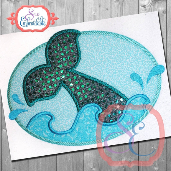 Splash Applique