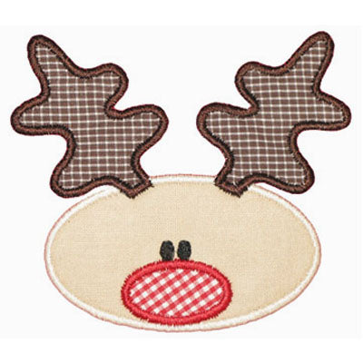 Oh Deer Applique - embroidery-boutique