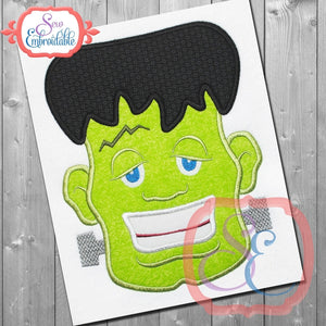 Frankie Face Applique