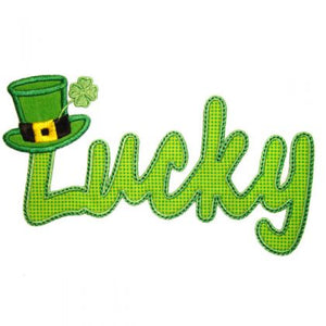 Lucky Applique - embroidery-boutique